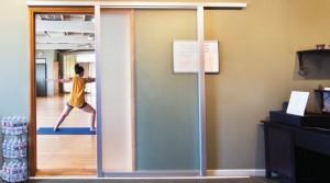 Office Sliding Door